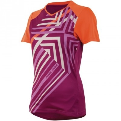 Launch Jersey Damen Shirt kurzarm