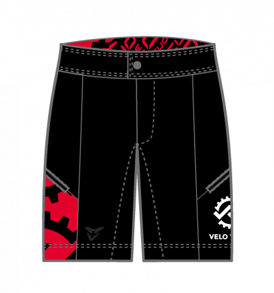 Virus Team MTB Short Offroad
