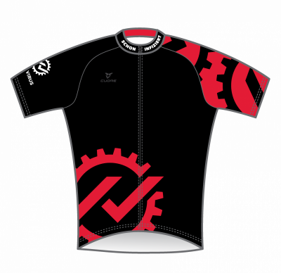 Virus Team Trikot Race kurz