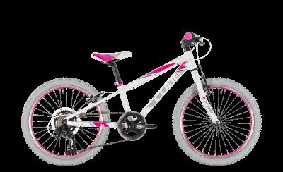 Kid 200 white'n'pink