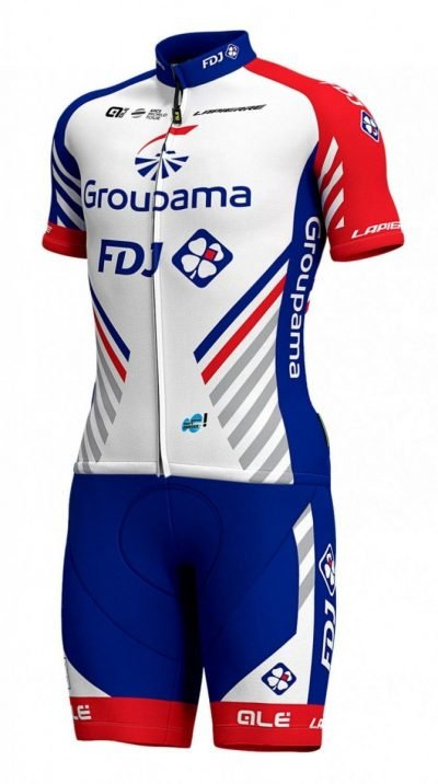 Team Trikot Groupama FDJ