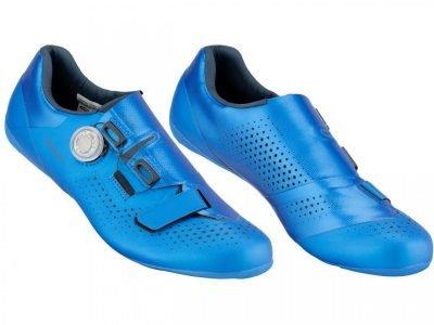 Schuhe Road SH-RC5B Schuh SPD-SL blue