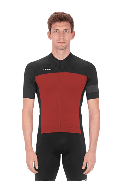 Cube Trikot Blackline Black'n'Red